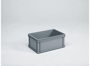 Rako-bak 40 liter, grijs, blauw en rood