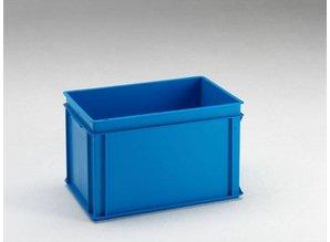 Rako-bak 60 liter, grijs, blauw en rood
