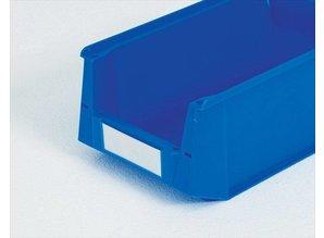 Etiket met beschermfolie voor Silafix 4, 100 stuks