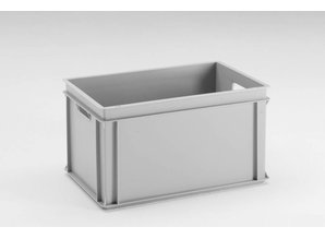 Rako-bak 60 liter 600x400x325mm met open grepen, recycle