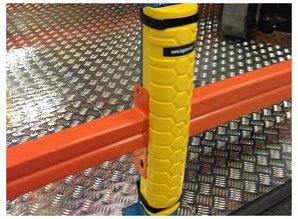 Stijlbeschermer voor stijlen met breedte 92-105mm