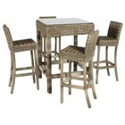Wicker Bar Sets