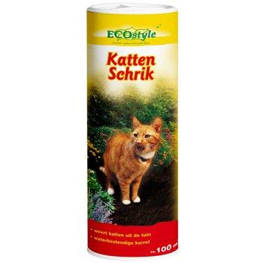 Kattenschrik, Houd katten uit uw Tuin
