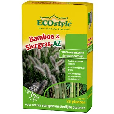 Bamboe en Siergras AZ