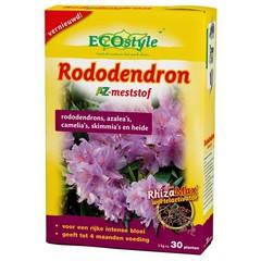Rhododendron AZ, Voor een rijke intense bloei
