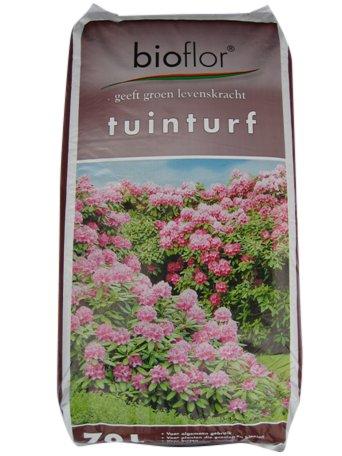 Bioflor Tuinturf voor zuurminnende planten