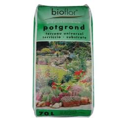 Bioflor potgrond te gebruiken voor plantwerkzaamheden