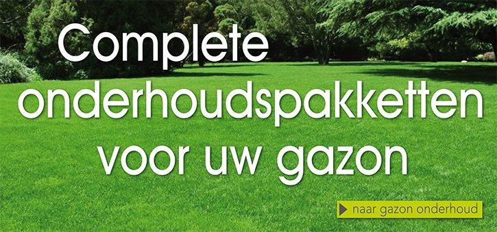 Gazon Onderhouds-kalender