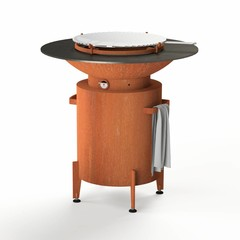FORNO Barbecue Base 1