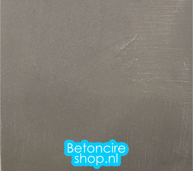 10m2 BaseBeton kleur Leather Grey