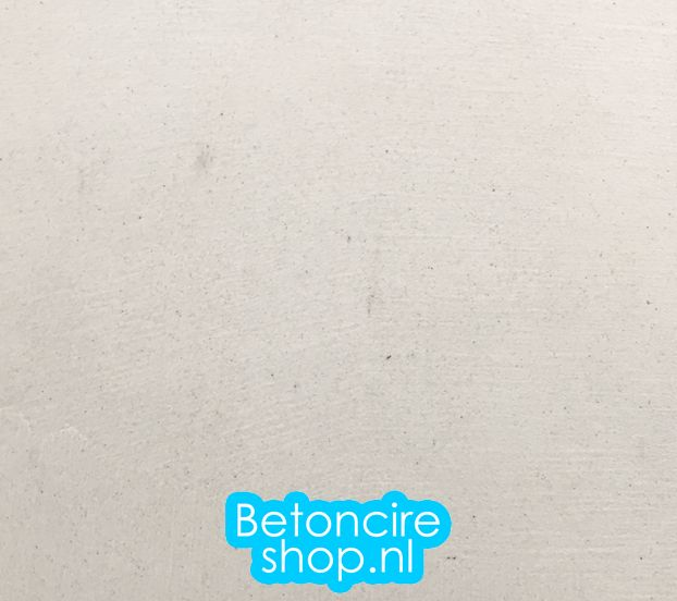 10m2 BaseBeton kleur Urban White