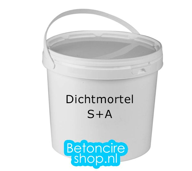 20kg | Dichtmortel S+A