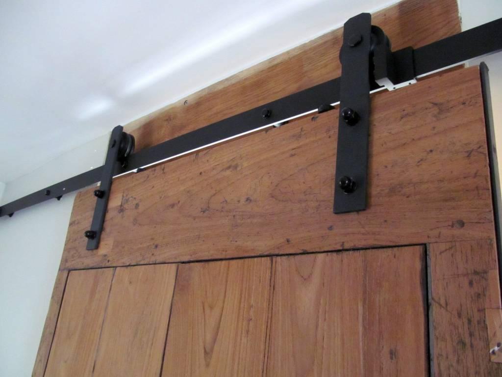 schiebet rbeschlag system. Black Bedroom Furniture Sets. Home Design Ideas