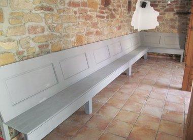 Banken / Tische / Stühle