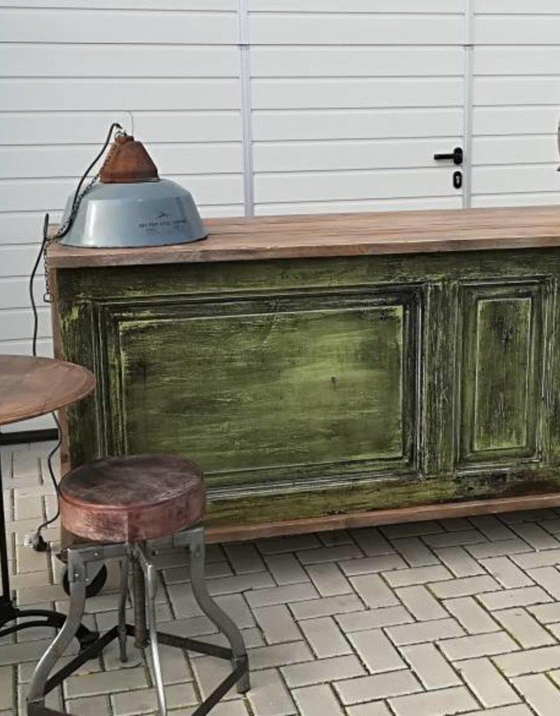Astounding Industrial Style Wohnen Dekoration Von Vintage Counter