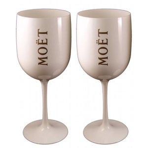 Moet & Chandon Ice Imperial Glazenset (2 stuks)