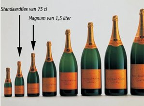 Veuve Clicquot Magnum - Brut Yellow Label champagne