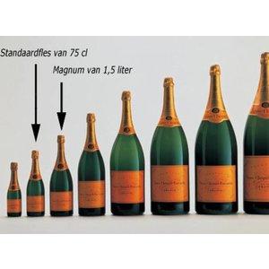 Veuve Clicquot Magnum - Brut Yellow Label champagne