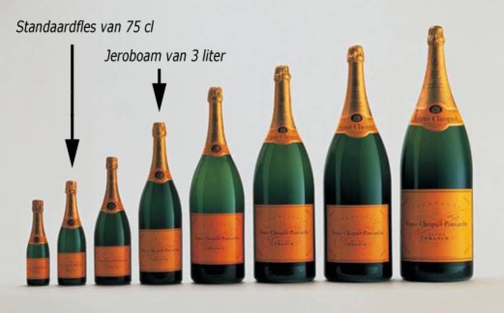 veuve clicquot jeroboam 3 liter champagne babes. Black Bedroom Furniture Sets. Home Design Ideas