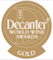 Gouden medaille Decanter World Wine Awards 2013