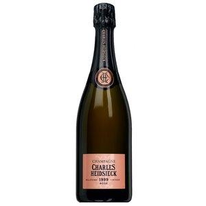 Charles Heidsieck Vintage 1999 Rose Millesime champagne