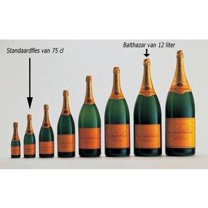 Veuve Clicquot Balthazar (12 liter)