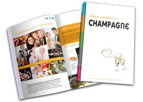 Champagne boek