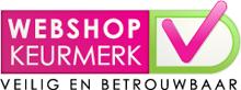 Champagne Babes is aangesloten bij Webshop Keurmerk