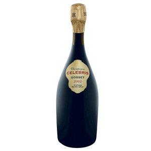 Gosset Celebris 2002 Extra Brut Vintage champagne
