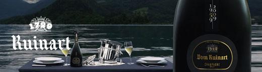 Dom Ruinart 2004 champagne