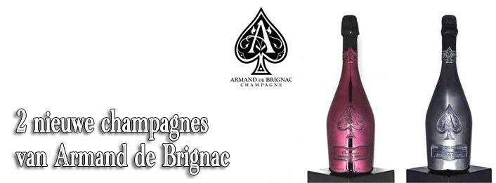 Armand de Brignac Blanc de Noirs en Demi Sec (nieuw)