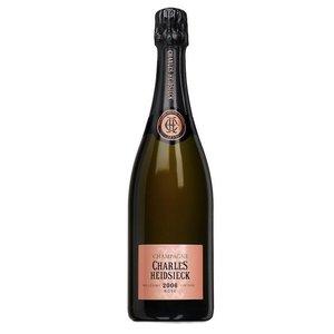 Charles Heidsieck Vintage 2006 Rose Millesime champagne
