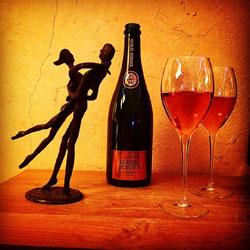 Charles Heidsieck Rose 1999 champagne