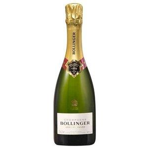 Bollinger Special Cuvee champagne (half flesje)