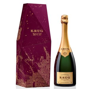 Krug Grande Cuvee Musical Offer by Sebastien Leon