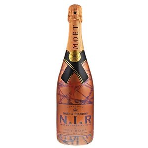 Moet & Chandon NIR (Nectar Imperial Rose) Dry champagne
