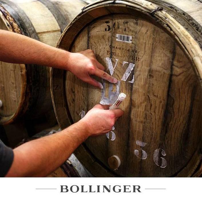 Het verhaal achter Bollinger champagne