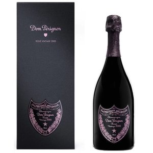 Dom Perignon Rosé 2005 vintage champagne