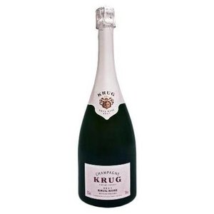 Krug Rose demi-bouteille champagne