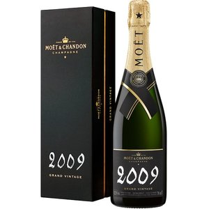 Moet & Chandon Brut Grand Vintage 2009 Blanc