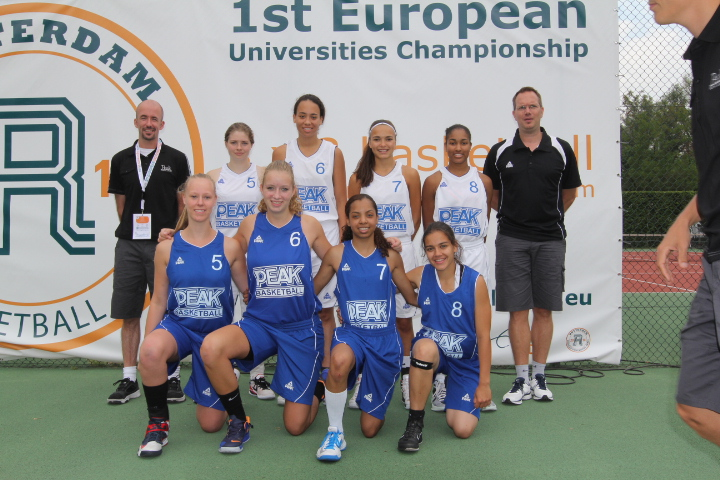 Dutch Angels U18 3x3 - NBB