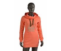 PEAK Long sized Sweater Ice Orange