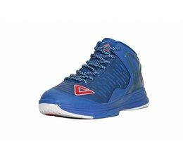 Tony Parker NBA Basketballschoenen Model TP9 II Kleur ROYAL BLUE