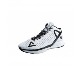 PEAK Sport Tony Parker NBA Basketballschoenen Model TP9 II Kleur White Black