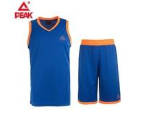 Basketball Set Blauw/Oranje