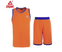 Basketball Set Oranje/Blauw
