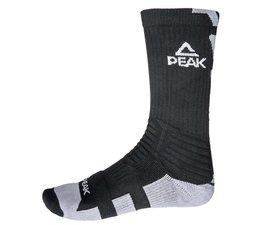 PEAK Sport High Performance Sokken, Zwart - Grijs