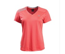 Woman Coolfree Performance Shirt Orange/Grey