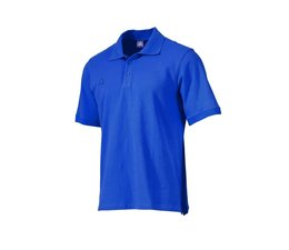 PEAK Sport PEAK Sport katoenen Polo Royal Blue