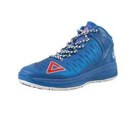 PEAK Tony Parker TP 9 signature shoe Kids Blue